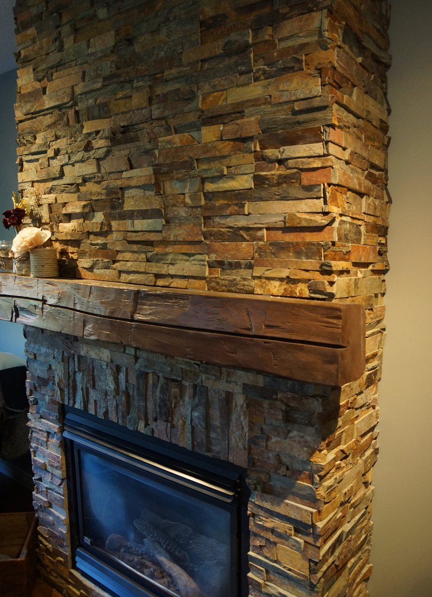 Fireplace Facade StoneHow To Remodel Fireplaces With